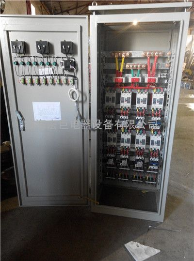 100KW中央空调辅助电加热器