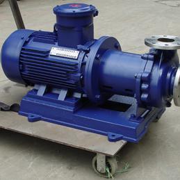 【CQB50-32-125耐酸碱磁力化工泵】
