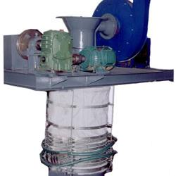 泰华gsz100干灰散装机装卸无尘可靠保证