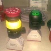 防爆自锁按钮CZ0201 P3 防爆信号灯