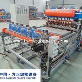 建筑钢筋网片排焊机 排焊机数控 全自动仓储笼排焊机 方正焊接