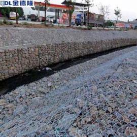 铅丝笼垫厂家供应:河道铅丝笼垫,河道护坡铅丝笼