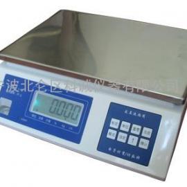 TCS系列电子计重桌秤