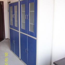 铝木结构样品柜