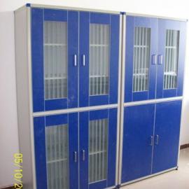铝木结构器皿柜