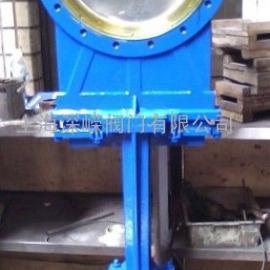 气动不锈钢纸浆阀,气动对夹式浆闸阀,石灰浆液阀