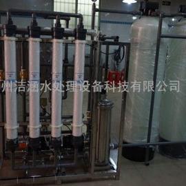 洁涵水处理―广州中水回用超滤设备
