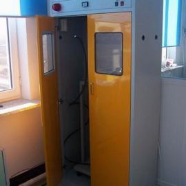 广州气瓶柜带气体泄漏检测报警装置气瓶柜