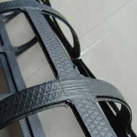 阳江钢塑土工格栅