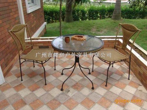 花园手工制作桌子