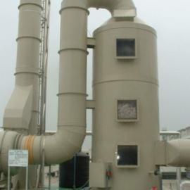 深圳废气酸雾净化塔,PP酸雾处理塔,PP喷淋塔
