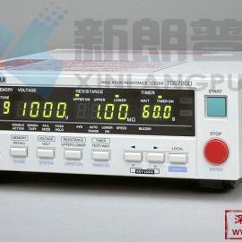 菊水KIKUSUI绝缘电阻测试仪TOS7200