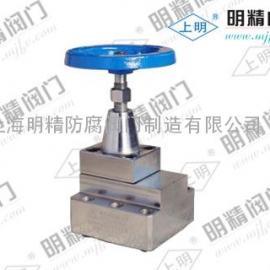 LP/LAP型板式节流阀/单向节流阀