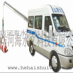 EXC100A型电动水文巡测车