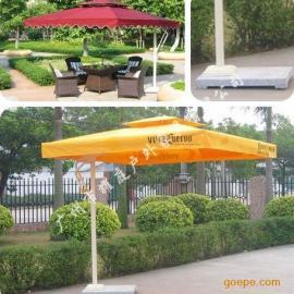 边柱伞、边推伞、单边伞、侧边伞、侧立伞、边柱太阳伞