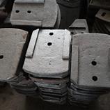徐工XC600稳定土厂拌机叶片搅拌臂配件