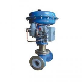专业生产气动薄膜衬氟调节阀-阿斯塔阀门