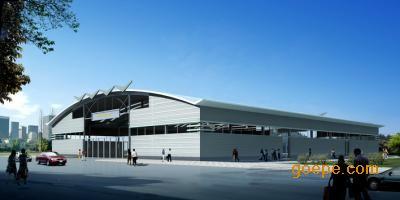 柳州彩钢大棚价格-钢结构彩钢大棚