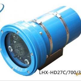 黑龙江加气站选择高像素网络高清防爆摄像机,工业安全这么简单
