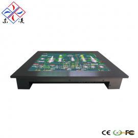 19寸数控机床来电开机低耗能嵌入式计算机