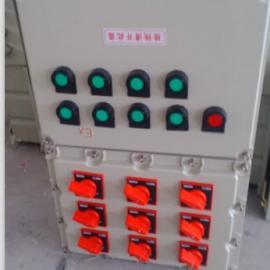 消防水池房电机防爆控制箱