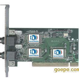 大恒图像DH-VT系列 DH-VT120双通道彩色视频采集卡
