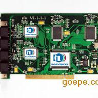 大恒图像DH-VT系列 DH-VT140四路彩色/黑白图像采集卡