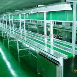 厂家佛山输送线设备广州pvc皮带线流水线传送带非标定做