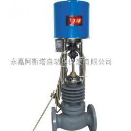 专业生产自力式电子温度调节阀-阿斯塔阀门