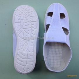 SPU舒适型防静电四眼鞋