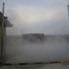 养殖场 车辆自动感应高压喷雾消毒机