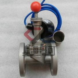 燃气紧急切断电磁阀 常开型 通电关闭 防爆
