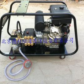 拖动式管道高压清洗机
