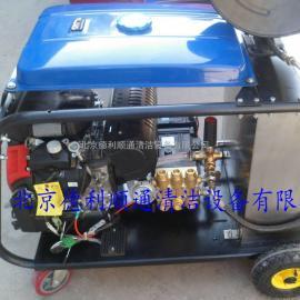 高压疏通机---汽油机驱动高压水清洗机