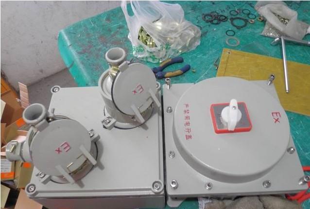 BXX51防爆检修电源插座配电箱
