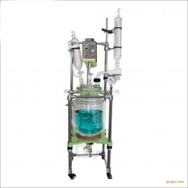 *好厂家供应 GR-100三层玻璃反应釜