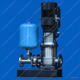 一体式变频加压水泵   立式恒压泵    一体式自动变频增压泵