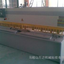 供应QC12Y-4X2500液压摆式剪板机