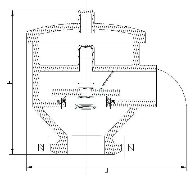 徐州艾迪单呼阀价格|图片|CAD图