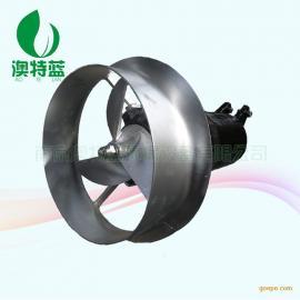 QJB2.2铸铁外壳不锈钢叶轮潜水式搅拌机