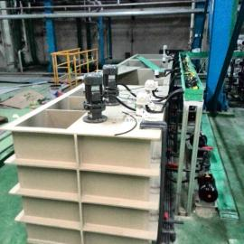 伊爽YS-2000-A 双膜法深度处理电镀废水设备