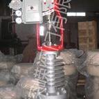 ZMAN气动薄膜双座调节阀