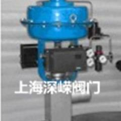 T669气动高压电站调节阀