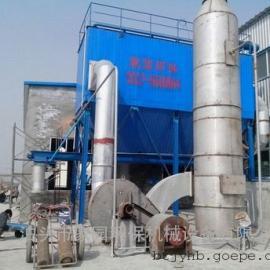 6-10吨小型燃煤锅炉用布袋除尘器加脱硫装置