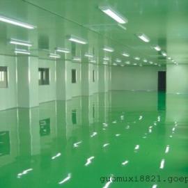 从化食品厂车间净化工程无尘室洁净工程