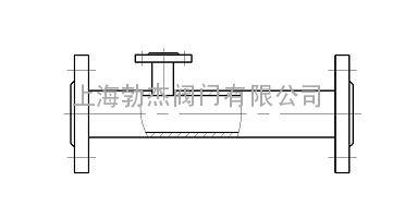 上海勃杰阀门有限公司 产品展示 混合器 喷射混合器 > 不锈钢文丘里图片