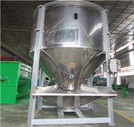 PP塑料粒子立式拌料机 5吨大型立式拌料机图片