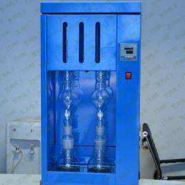 智能型脂肪测定仪,二联索氏提取器,JT-SXT-2B
