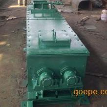 沧州英杰生产的卧式双轴粉尘加湿机,畅销全国,质量可靠。