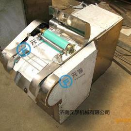 济宁YQC660不锈钢铜芯电机商用年糕切片机